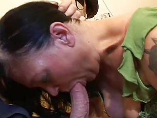 Mature,Grannies,Blowjob,Facial,Anal