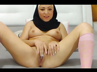 Arab,Babe,Cumshot,Fingering,Homemade,Lingerie,Petite,Sex Toys,Webcams,Solo,Beautiful