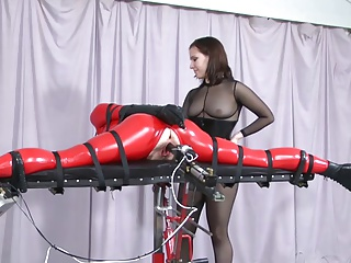 Machine,BDSM,Latex,Hardcore,Strapon
