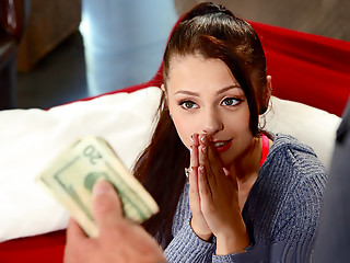 Teen,Hardcore,Babe,Brunette,Pornstar,Reality,Tattoo,Natural,Money