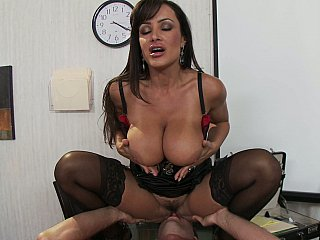 Titfuck,MILF,Face Sitting,Office,Big Boobs,Blowjob,Close-up,Lingerie