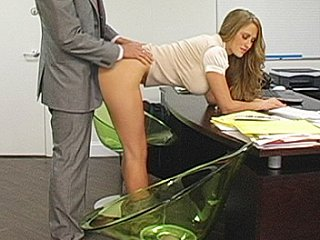 Big Ass,Big Boobs,Blonde,Close-up,Hardcore,Office,Secretary