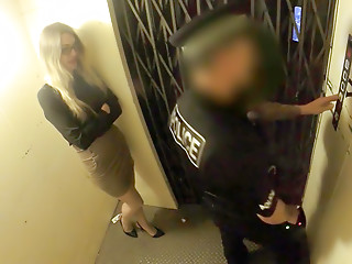 Office,Uniform,Hardcore,Slut,Blonde
