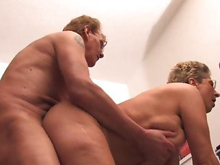 Old and young,Amateur,Hardcore,Mature,Doggystyle,Couple