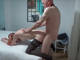 Old and young,Femdom,Mature,Strapon,Teen