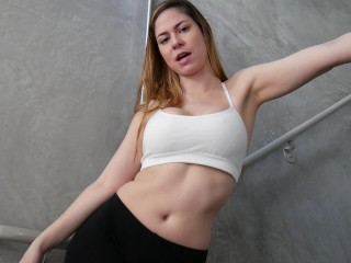 Yoga,Femdom,Pornstar,Foot Fetish,Big Ass,Big Boobs,Brunette,Fetish,Panties,POV,Sex Toys,Solo,Amateur