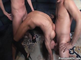 Gangbang,Hardcore,Slut,Group Sex,Handjob,Big Boobs,Blowjob