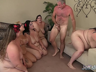 BBW,Group Sex,Big Boobs