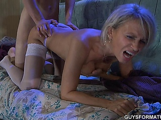 Stepmom,Blowjob,Cumshot,Grannies,Handjob,Mature,MILF,Teen,Big Boobs,Big Cock,Blonde