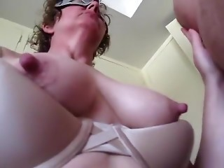 Amateur,Wife,Blowjob,Masked