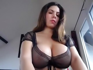 Solo,Stockings,Big Boobs,Webcams
