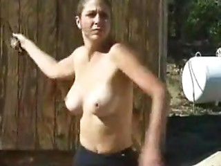 Femdom,BDSM,Big Boobs,Outdoor,Spanking