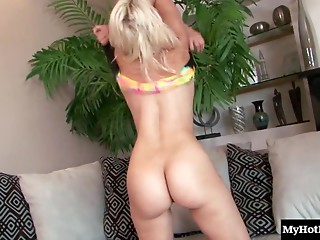 Black is quite glad to give his dick to bootylicious Annika Albrite