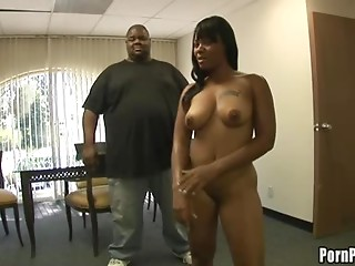 Black and Ebony,Hardcore,Natural,Couple