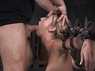 Blonde,Fetish,BDSM
