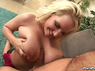 Fake,Big Boobs,Blonde,Chubby,Hardcore,Pornstar,Titfuck,Couple,Big Ass