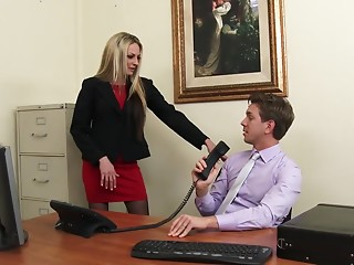 Hardcore,MILF,Office,Russian,Secretary,Couple