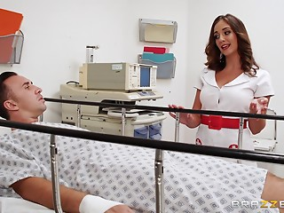 Nurse,Couple,Uniform,Doctor,Hardcore,Pornstar,Reality