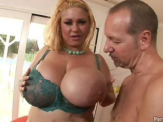 Chubby,BBW,Big Boobs,Big Cock,Blonde,MILF