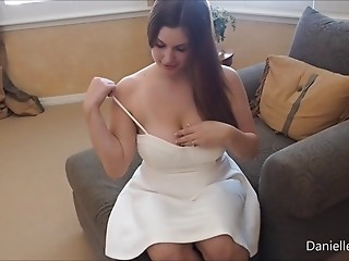Sister,Natural,Sex Toys,Hardcore,Lesbian,Dress,High Heels,Solo,Big Boobs