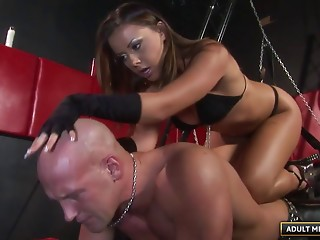 Strapon,Fetish,Hardcore,High Heels,Couple,Anal