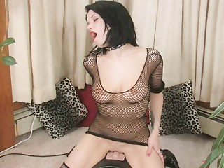 Brunette,Cumshot,Lingerie,Sex Toys,Natural,Solo,Masturbation