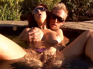 Big Ass,Big Boobs,Fingering,Glasses,Hardcore,Outdoor,Pool,Fake,Couple