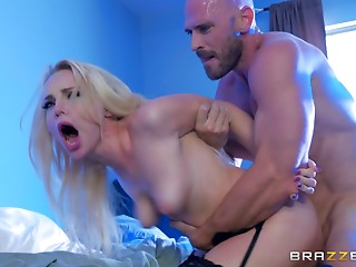 Extreme,Natural,Couple,Blonde,Hardcore,Pornstar,Stockings,Orgasm,Doggystyle