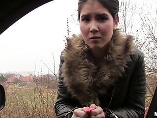 Couple,Reality,Outdoor,Blowjob,Hardcore,Car Sex