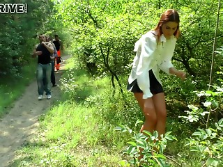 Reality,Outdoor,Hardcore,Cumshot,Group Sex