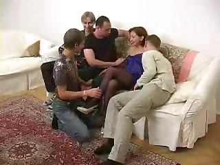 Old and young,Mature,Gangbang,Amateur,Hardcore,MILF,Russian