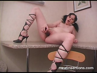 Solo,Amateur,Fisting,Hardcore,High Heels,Russian,Sex Toys,Brunette