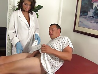 Nurse,Reality,Brunette,Doctor,Glasses,Hardcore,Pornstar,Uniform,Milk,Couple,Big Ass,Big Boobs,Big Cock