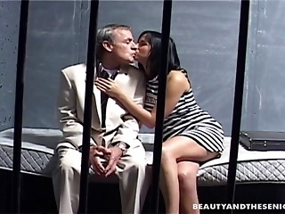 Brunette,Hardcore,Mature,Old and young,Reality,Teen,Uniform,Couple