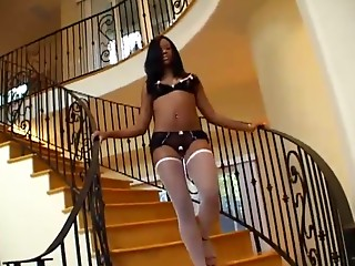 Panties,Reality,Stockings,Doggystyle,Black and Ebony,Blowjob,Hardcore,High Heels,Lingerie,MILF