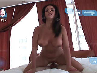MILF,Big Boobs,Blowjob,Brunette,Hardcore,Pornstar,Couple
