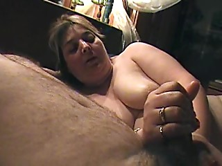 Mature,Wife,Handjob,Amateur,Blowjob
