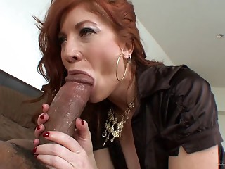 Interracial,Big Cock,Hardcore,MILF,Pornstar,Reality,Redhead,Wife,Couple,Black and Ebony,Blowjob,Handjob