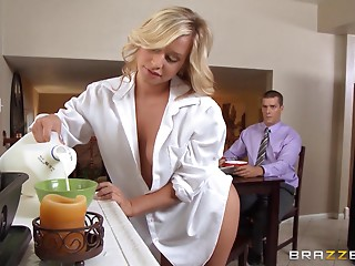 Housewife,Reality,Wife,Blonde,Hardcore,Pornstar,Threesome