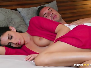 Sleeping,Babe,Natural,Couple,Brunette,Hardcore,Mature,MILF