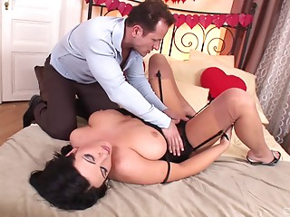 Nylon,Chubby,Big Boobs,Brunette,Hardcore,High Heels,Pornstar,Stockings,Natural,Couple