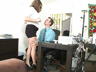 Office,Secretary,Couple,Big Boobs,Chubby,Hardcore,High Heels,Pornstar,Titfuck