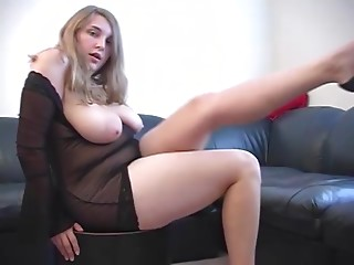 Chubby,Reality,Big Boobs,Blonde,Lingerie,Nipples,Natural,Solo
