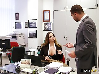 Office,Pornstar,Hardcore,MILF,Reality,Couple,Big Boobs