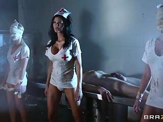 Nurse,Uniform,Brunette,Hardcore,Pornstar,Reality