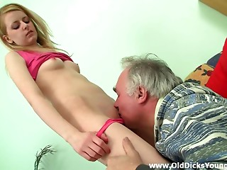 Daddy,Old and young,Blonde,Grannies,Mature,Teen