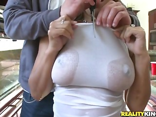 Big Boobs,Hardcore,Natural,Wet,Couple