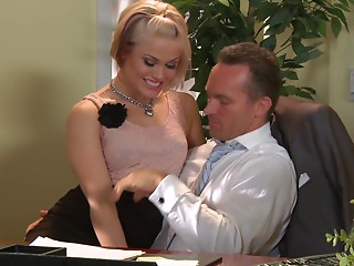 Office,Babe,Blonde,Hardcore,Pornstar,Reality,Couple