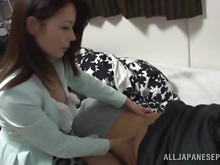 Massage,Asian,Brunette,Hardcore,MILF,Ass licking,Couple