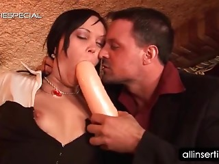 Couple,Masturbation,Big Cock,Blowjob,Brunette,Hardcore,Sex Toys